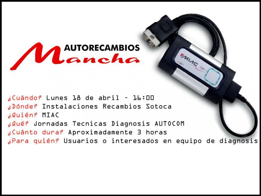 Jornada técnica sobre MIAC - AUTOCOM